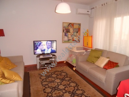 Two bedroom apartment for sale in Barrikada Street in Tirana.