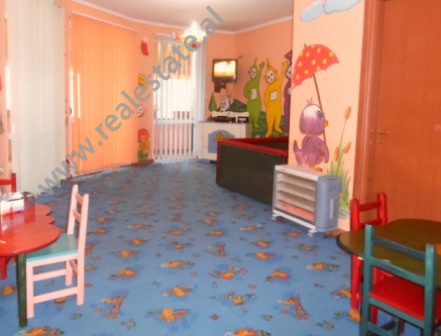 Apartment for kindergarten for rent near Besim Alla Street in Tirana.