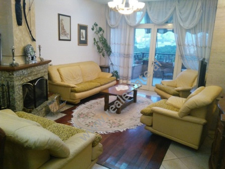 Three bedroom apartment for rent in Ibrahim Rugova Street in Tirana.