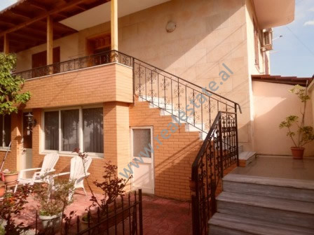 Three storey villa for sale in Hysen Cino Street in Tirana.
