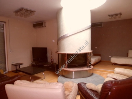 Five bedroom apartment for sale in Aleksandri i Madh Street in Tirana.