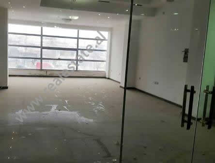 Store for rent in Jata Street in Tirana. It is situated on the second floor in a new building, close