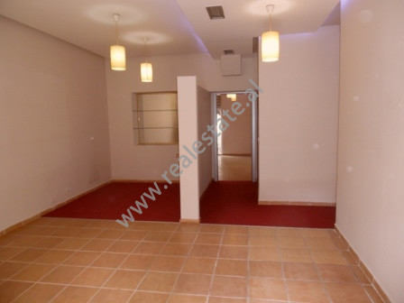 Office space for rent in Gjergj Fishta Boulevard in Tirana. The office is situated on the first flo