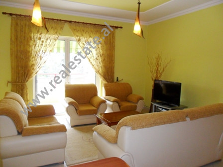 Apartment for rent in Liman Kaba Street in Tirana. It is situated on the 2-nd floor in a new buildi