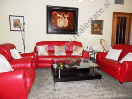 Apartment for rent in Dervish Hima Street in Tirana.