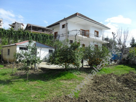 Two storey Villa for sale in Isuf Sefeni Street in Tirana.