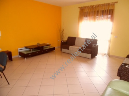 One bedroom apartment for rent in Kavaja Street in Tirana. The apartment is situated on the 4th floo