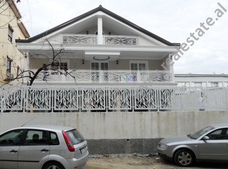 Villa for rent in Ali Baushi Street in Tirana.