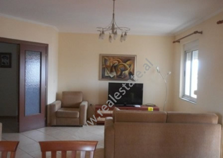 Two bedroom apartment for rent in Xhezmi Delli Street in Tirana.