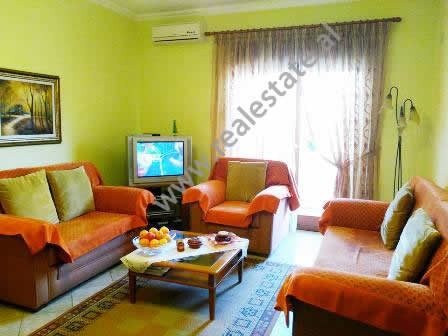 Apartment for rent in Konstandin Kristoforidhi Street in Tirana.