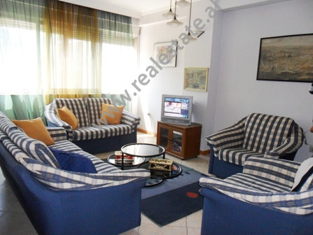 Apartment for rent near Gjergj Fishta Boulevard in Tirana.