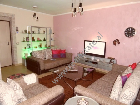 Two bedroom apartment for sale in Shemsi Haka Street in Tirana.