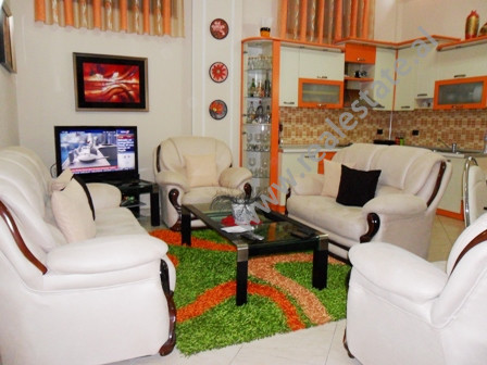 One storey villa for office rent in Fortuzi Street in Tirana.