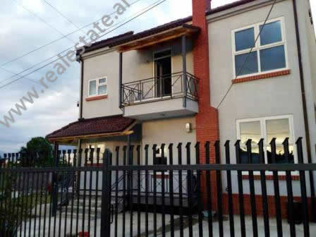 Villa for sale close to 28 Nentori Street in Tirana.