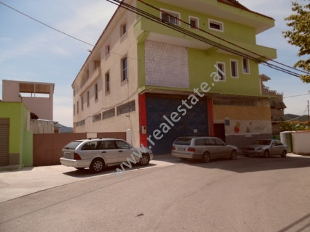 Warehouse for rent in Ibrahim Shalqizi Street in Tirana.