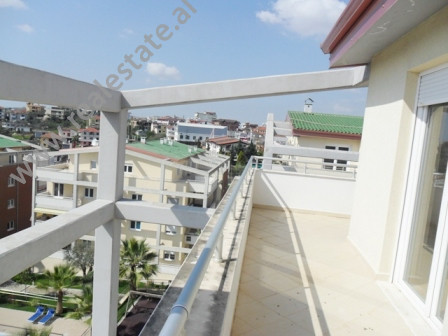 Two bedroom apartment for rent in Touch of Sun Residence in Tirana. It is situated on the 4-th floo