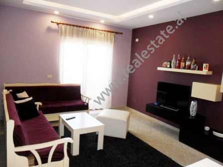 Apartment for rent in Konstadin Kristoforidhi Street in Tirana. It is situated on the 10-th floor in