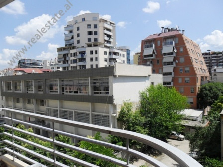 Apartment for rent near Wilson Square in Tirana.