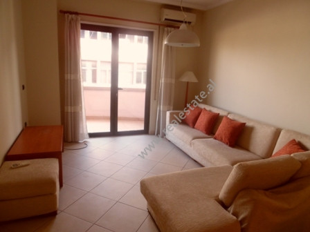 One bedroom apartment for rent close to ABA Center in Tirana.