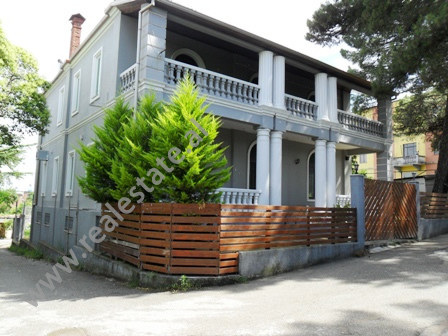 Villa for sale at Agriculture University in Tirana. It is located on the side of the main road with
