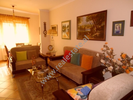 One bedroom apartment for rent close to Bajram Curri Boulevard in Tirana.