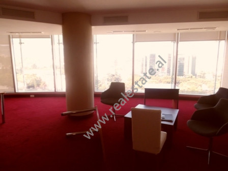 Office space for rent in Gjergj Fishta Boulevard in Tirana.