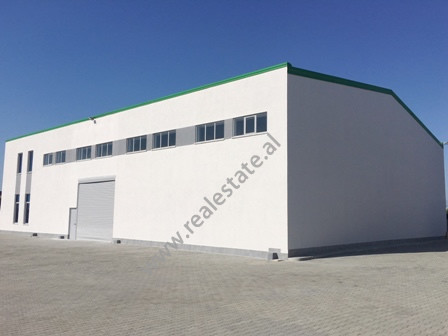 Warehouse for rent in Durres – Tirana Highway.