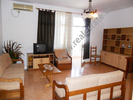 Apartment for rent in near Fortuzi Street in Tirana.