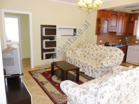 Apartment for rent only a few meters away from the Center of Tirana. It is situated on the 7-th flo