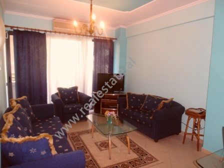Three bedroom apartment for rent close to Elbasani Street in Tirana. The apartment is situated on t