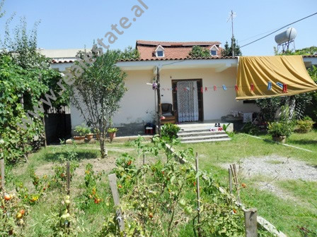 Apartment, Coffee-Bar and Land for sale in Siri Kodra Street in Tirana.  It is located on the side