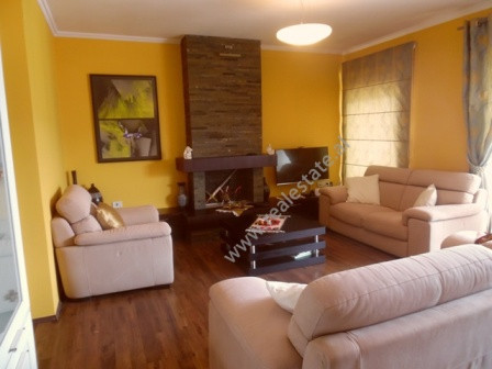 Two bedroom apartment for rent in Nobis Center in Tirana. The apartment is situated on the 6th floo