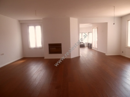 Three bedroom apartment for rent in Vaso Pasha Street in Tirana. The flat is situated on the 7th flo