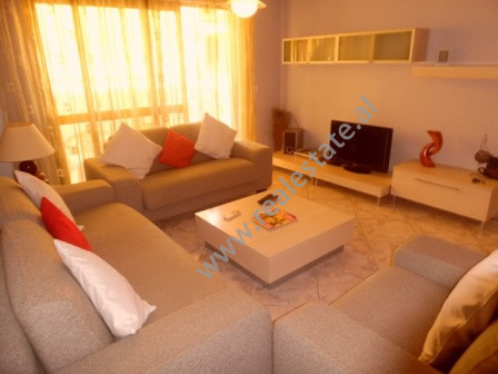 One bedroom apartment for rent close to Papa Gjon Pali Street in Tirana.