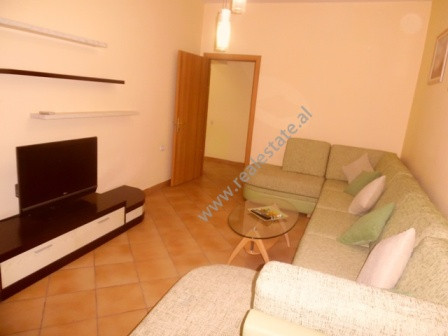 One bedroom apartment for rent in Mine Peza Street in Tirana.