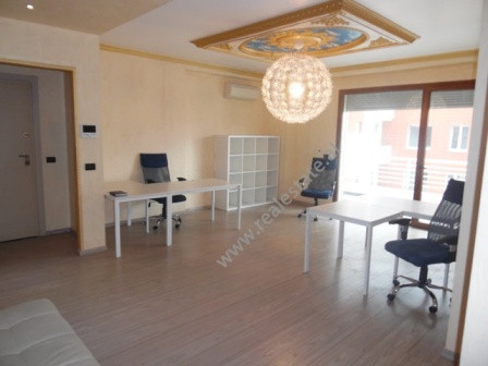Apartment for office for rent close to Bajram Curri Boulevard in Tirana.