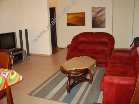 One bedroom apartment for rent in Blloku area in Tirana.