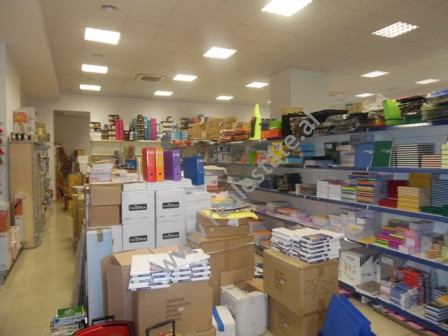 Store for rent close to Bajram Curri Boulevard in Tirana.