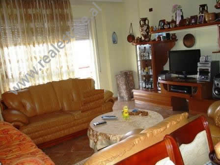 Two bedroom apartment for rent in Vizion Plus Complex in Tirana.  The apartment is situated on the
