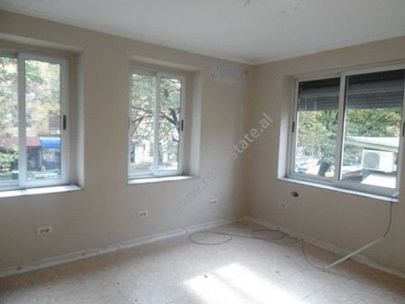 Office space for rent in Blloku area in Tirana. The office is situated on the second floor