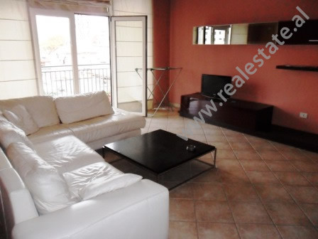 Two bedroom apartment for rent in Brigada VIII Street in Tirna. The apartment is situated on the 6-
