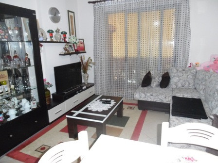 One bedroom apartment for sale near Mine Peza street in Tirana.