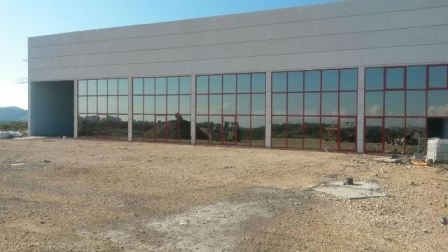 Warehouse for rent in Miqesia street in Durres.