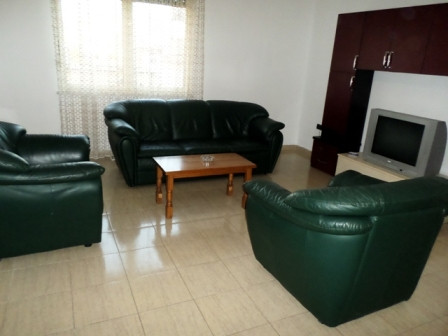Apartment for rent in Bogdaneve street in Tirana.It is situated on the 3-rd floor of a new building,