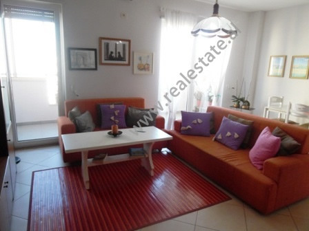 One bedroom apartment  for rent near the Economics Faculty of Tirana. Positioned on the 5th flo
