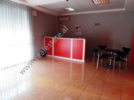 Store space for rent close to Don Bosko street in Tirana.