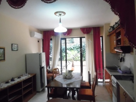 Two bedroom apartment for rent close to Elbasani Street in Tirana. The apartment is situated on the
