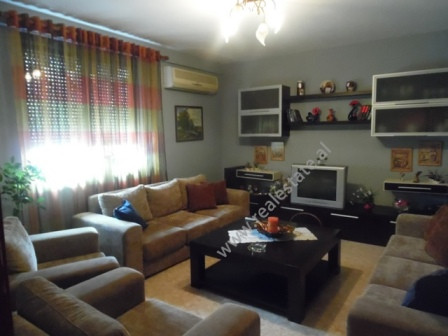 Two bedroom apartment for rent close to Ali Demi Street in Tirana.