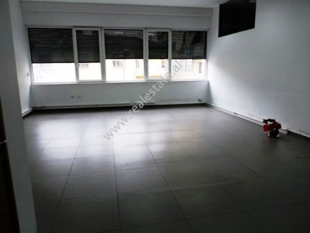 Office spaces for rent in Bogdaneve street in Tirana.