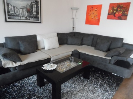 Two bedroom apartment for sale in Kongresi i lushnjes street in Tirana. The apartment is situated o
